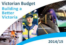 Victorian budget 2014/15