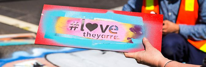 Thumbnail image of Show your love for the Yarra